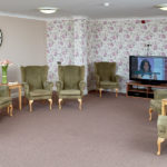 The Firs spacious well equipped lounge
