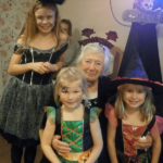 Halloween at the The Firs