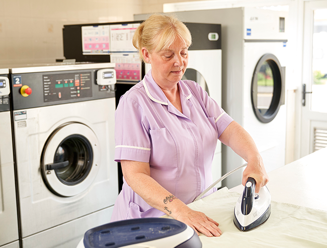 Laundry - Northgate Healthcare