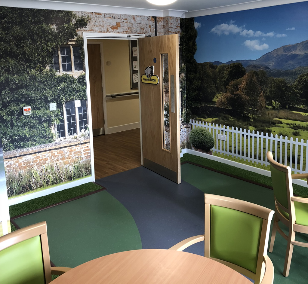 Games Room - Meadowfields - Northgate Healthcare