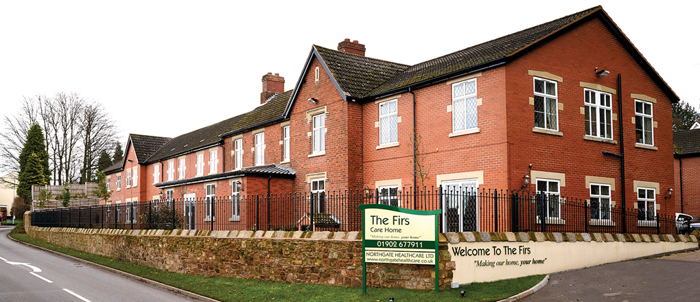 The Firs Sedgley
